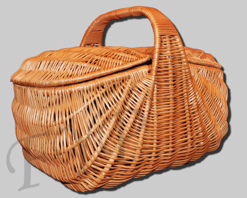 picknickkorb mit deckel einkaufskorb weidenkorb weide korb b gelkorb k rbe kzlx ebay. Black Bedroom Furniture Sets. Home Design Ideas